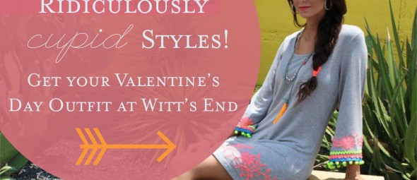 Valentines Day Shopping at Witt's End College Station